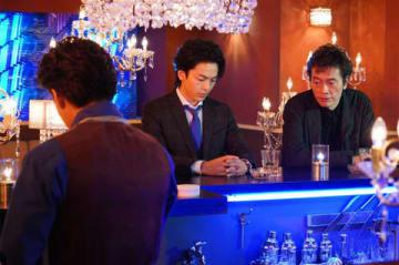 連続ドラマ「ドロ刑 警視庁捜査三課」第8話のシーン=日本テレビ提供