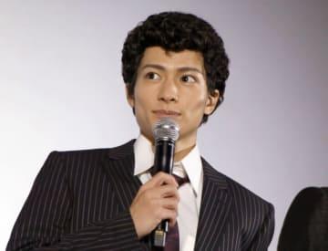 三枚目トークで会場を盛り上げた主演の小澤廉