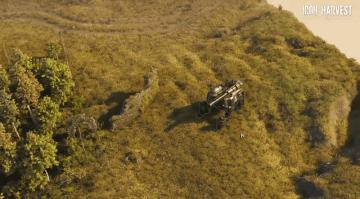 ロボ架空世界大戦RTS『Iron Harvest』マップを包む自然や環境を紹介する開発映像公開!