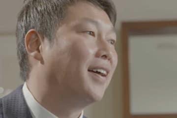 広島の後輩選手たちについて語った新井貴浩氏【写真提供:DAZN「Home of Baseball」】