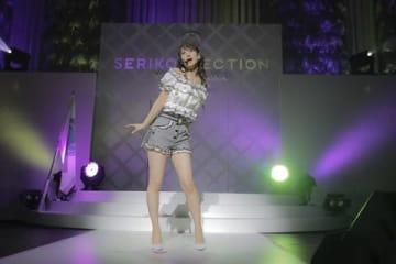 バースデーライブ「Yu Serizawa 24th Birthday Live~Serikollection~」を開催した芹澤優さん