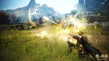 MMO『黒い砂漠』新クラス「アーチャー」を一足先にプレイ―覚醒武器が最初から使用可能!序盤から多彩な動きが楽しめる