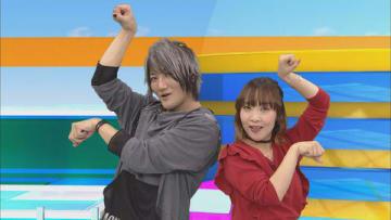 「アニゲー☆イレブン!」の第164回に登場する「angela」=BS11提供