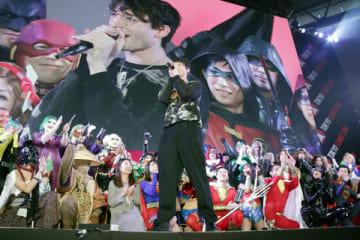 「東京コミコン2018」で行われたコスプレイベント「DC COSPLAYERS LEAGUE 2018」の模様
