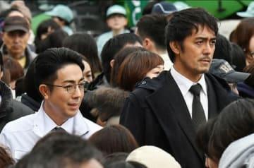 連続ドラマ「下町ロケット」第8話の場面写真 (C)TBS