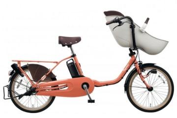 コンビと共同開発した子どもの快適性にこだわった子乗せ電動アシスト自転車