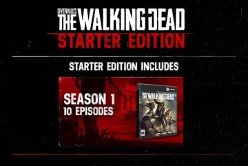 『OVERKILL's The Walking Dead』シーズン1を割引価格で遊べる「Starter Edition」Steam配信開始!