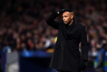 モナコを指揮するアンリ photo/Getty Images