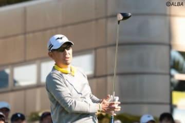 「日本オープン」覇者の小林正則は予選脱落となった(写真はカシオワールドオープン)(撮影:ALBA)