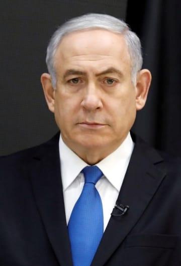イスラエルのネタニヤフ首相(ロイター=共同)