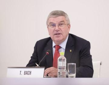 IOC理事会第1日、東京で開催