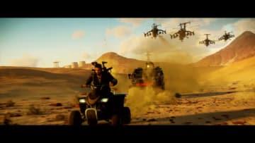 『ジャストコーズ4』破壊と混乱を巻き起こす強烈な武器やビークルたちが公開!