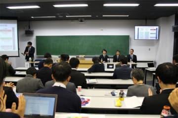 12月1日、日本野球科学研究会第6回大会が行われた【写真:広尾晃】