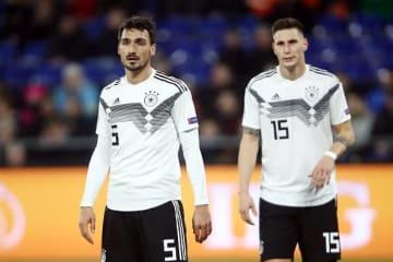 なかなか結果が出ないドイツ代表 photo/Getty Images