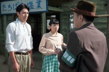 NHK連続テレビ小説「まんぷく」第56回の一場面(C)NHK