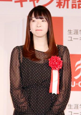 「2018ユーキャン新語・流行語大賞」の表彰式に出席したドラマ「おっさんずラブ」の貴島彩理プロデューサー