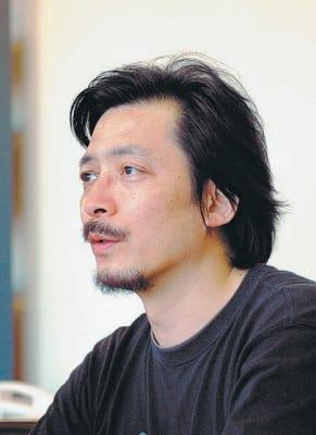 「大分での新人戯曲賞の公開審査が楽しみ」と話す坂手洋二さん