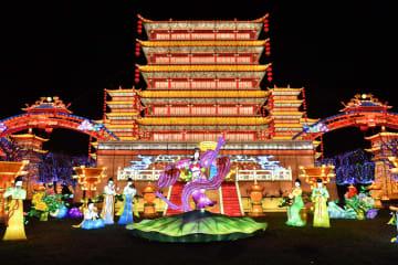 フランス·ガイヤックで中国ランタンフェスタ開幕