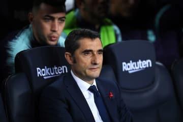 バルセロナで2年目のシーズンを迎えたバルベルデ監督 photo/Getty Images
