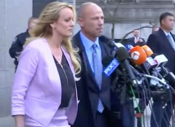 Stormy Daniels Sues Donald Trump For Defamation Of Character