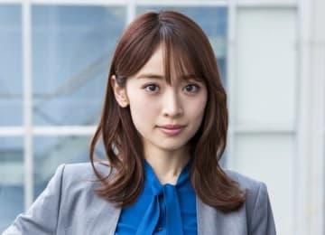 来年1月スタートの連続ドラマ「スキャンダル専門弁護士 QUEEN」に出演する泉里香さん(C)フジテレビ