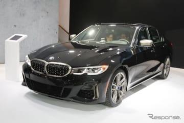 BMW M340i xDriveセダン(ロサンゼルスモーターショー2018)
