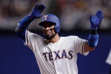 日米野球で来日していたロビンソン・チリーノスがアストロズへ移籍【写真:Getty Images】