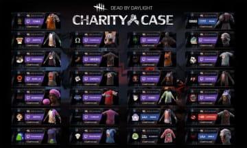 『Dead by Daylight』有名配信者スキンを集めた「Charity Case」DLCが国内PS4向けに配信開始!売上は慈善団体に寄付