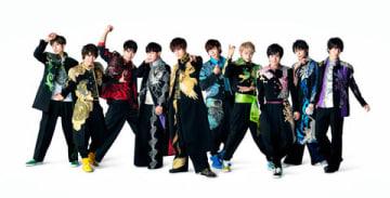 2019年1月14日にナゴヤドームで単独ライブ「ボイメン名古屋夢まつり」を開催する男性10人組ユニット「BOYS AND MEN」
