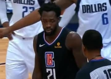 Clippers' Patrick Beverley fined $25,000 for throwing ball at fan