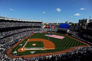 MLBの観客動員は約300万人減少【写真:Getty Images】
