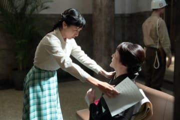 NHK連続テレビ小説「まんぷく」第59回の一場面(C)NHK