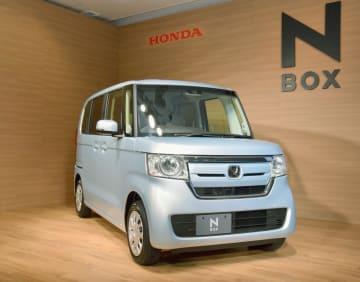 ホンダの軽自動車「N―BOX」