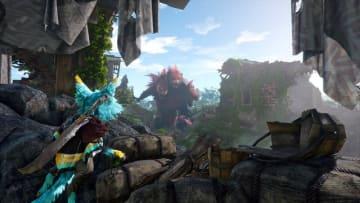 新作ケモノアクションRPG『Biomutant』個性豊かな生物が登場する新映像