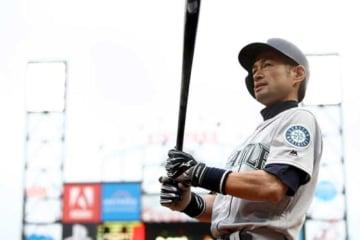 メジャーの舞台で3089安打を記録しているマリナーズ・イチロー【写真:Getty Images】