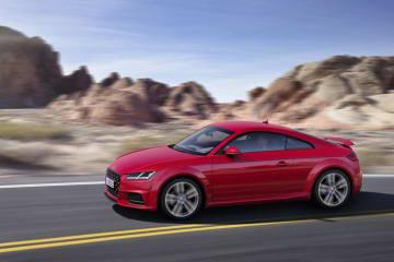 Audi 新型TT 欧州で受注開始