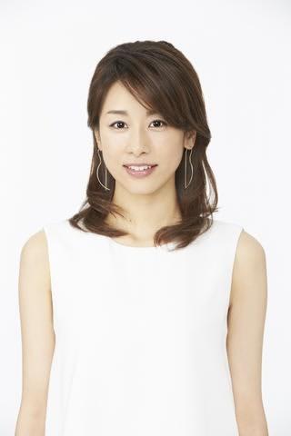 「全日本フィギュアスケート選手権2018」のメインキャスターを務める加藤綾子さん=フジテレビ提供