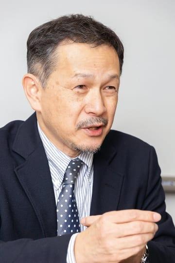 形状記憶合金協会・土谷浩一 会長