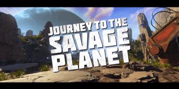 未知の惑星が舞台のTyphoon Studios第1作『Journey To The Savage Planet』発表!【TGA2018】