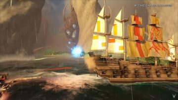 海洋ファンタジーMMO『ATLAS』12月13日配信開始!【TGA2018】