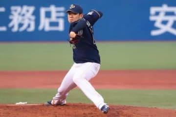 FAでの阪神入団が決まった西勇輝【写真:荒川祐史】