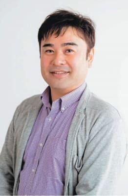 「演劇公演に気軽に来る人が増えてほしい」と語る高椋隆寛さん