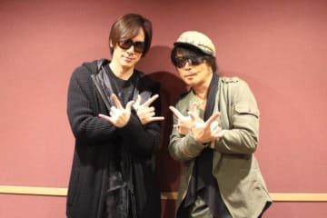 DAIGOと森友嵐士さん