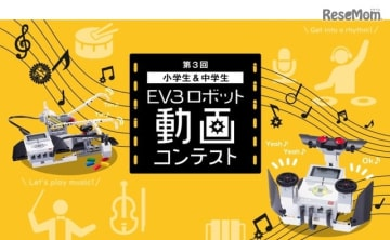 第3回 EV3ロボット動画コンテスト