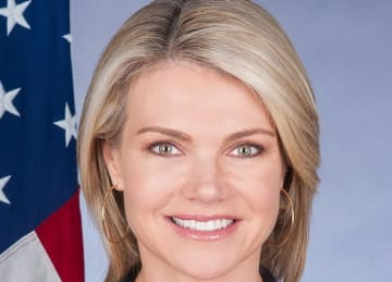 State Department spokeswoman/ex-Fox News host Heather Nauert named ambassador to U.N.