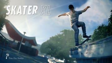 新作スケボーゲーム『Skater XL』が近日Steam早期アクセス開始! かつてないボードとの一体感を