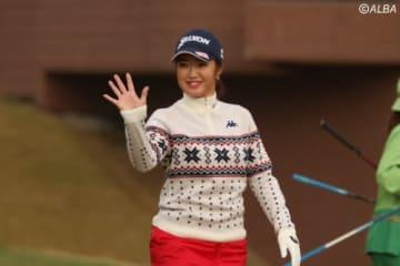 林菜乃子は来季ステップ・アップ・ツアーで腕を磨く(撮影:標英俊)