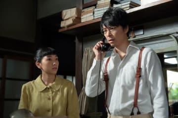 NHKの連続テレビ小説「まんぷく」第11週の一場面 (C)NHK