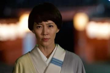 女優の木村佳乃さんの主演ドラマ「あなたには渡さない」の第5話の1シーン(C)テレビ朝日