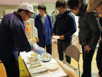 高島の発酵食の魅力をバイヤーたちに伝えた商談会(高島市観光物産プラザ)